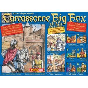 Gra Carcassonne Big Box 4 - Bard