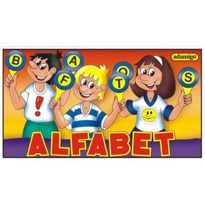 Gra Alfabet - Adamigo