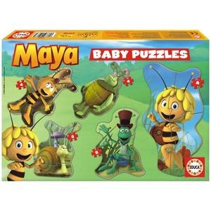 Baby Puzzle Pszczółka Maja - Educa