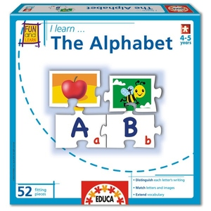 The Alphabet. Alfabet - Educa
