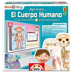 El Cuerpo Humano. Ludzkie Ciało - Educa
