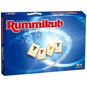 Gra Rummikub XP Dla 6 Graczy - Lemada