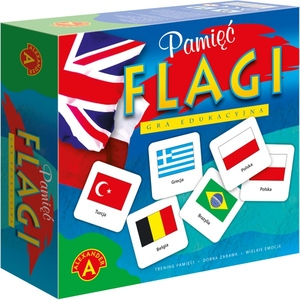 Gra Pamięć Flagi - Alexander