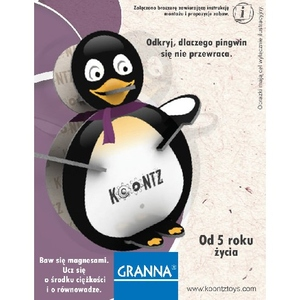 Koontz Rozbujany Pingwin - Granna