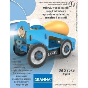 Koontz Samochód - Granna