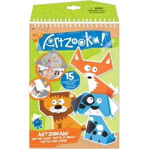 Artzooka Notes Origami Papierowe Zwierzaki - Wooky