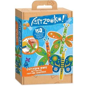 Artzooka Kolorowe Motyle - Wooky
