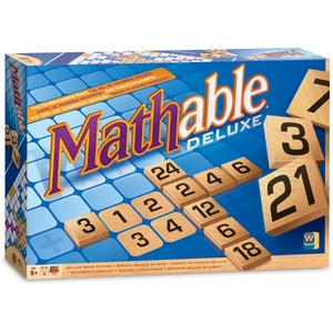 Mathable Edycja Deluxe - Wooky