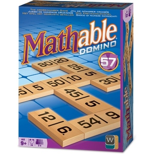 Mathable Domino - Wooky