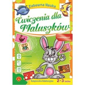 Zabawna Nauka Ćwiczenia Dla Maluszków - Alexander