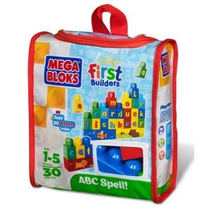 Maxi Klocki ABC 30 El. - Mega Bloks