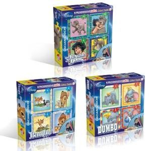 Baby Puzzle Z Mazakami - Liscianigiochi