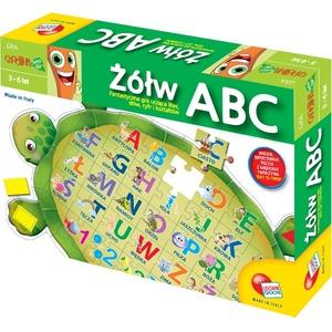 Karotka Żółw ABC - Liscianigiochi