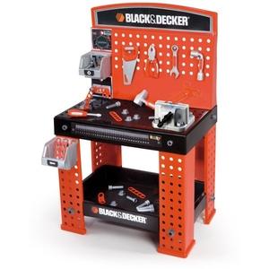 Black&Decker Warsztat 70 Elementów - Smoby