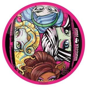 Piłka Monster High 14 cm - Mondo