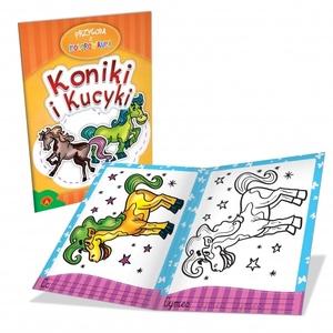 Kolorowanka Koniki I Kucyki - Alexander