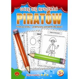 Uczę Się Rysować Piratów - Alexander