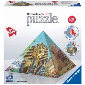 Puzzle 3D Sedno Egiptu - Ravensburger
