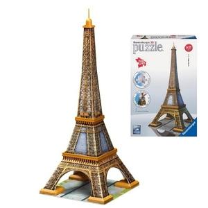Wieża Eiffla Puzzle 3D - Ravensburger
