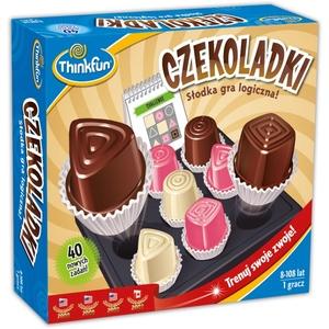 Gra ThinkFun Czekoladki - Egmont