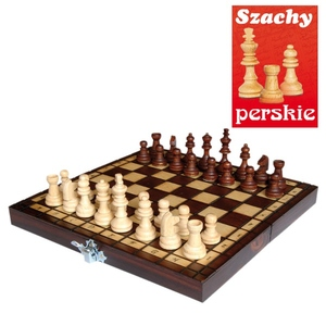 Szachy Drewniane Perskie - Ami Play