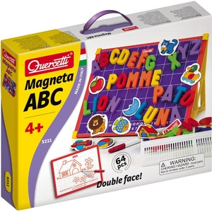 Tablica Magnetyczna Dwustronna - Quercetti