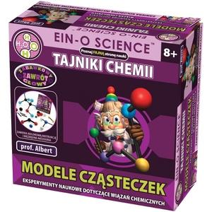 Profesor Albert Modele Cząsteczek - Dromader