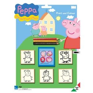 Pieczątki Świnka Peppa - Multiprint