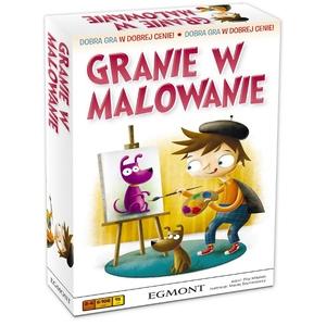 Gra Granie W Malowanie - Egmont
