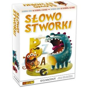 Gra SłowoStworki - Egmont