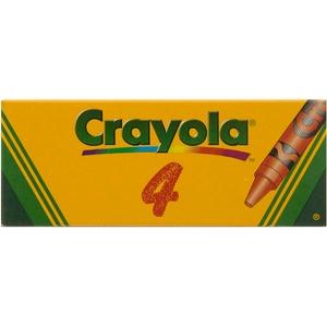 Kredki Świecowe 4 Sztuki - Crayola