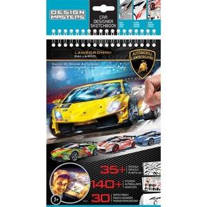 Szkicownik Lamborghini Gallardo - Wooky