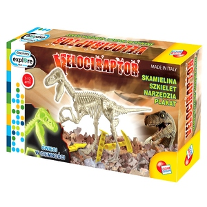 Discovery Velociraptor - Liscianigiochi