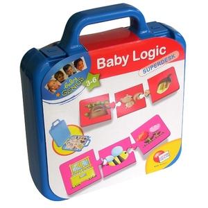 Baby Genius Walizka Logika - Liscianigiochi