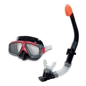 Maska I Fajka Do Pływania - Intex