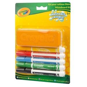 Zestaw Do Białej Tablicy - Crayola