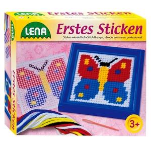 Wyszywanka Motyl - Lena
