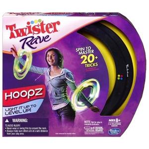 Gra Twister Rave Hoopz - Hasbro