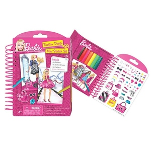 Fashion Angels Barbie Mini Szkicownik - Tm Toys
