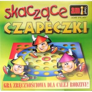 Gra Skaczące Czapeczki - Ami Play