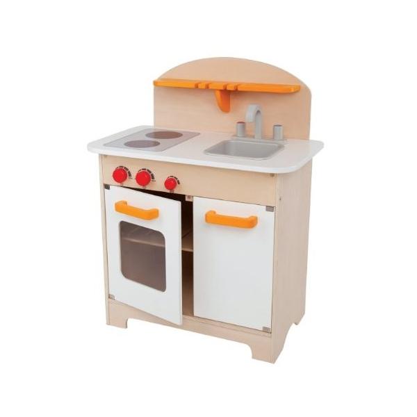 Biała Kuchnia  Hape  Zabawki edukacyjne dla dzieci sklep  Edukraina pl -> Hape Kuchnia Biala