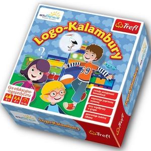 Gra Logopedyczne Kalambury - Trefl
