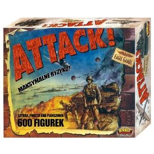 Gra Attack! Maksymalne Ryzyko - Bard