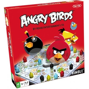Kimble Gra Angry Birds - Tactic