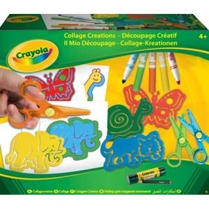 Zestaw Kreacja Kolaży - Crayola