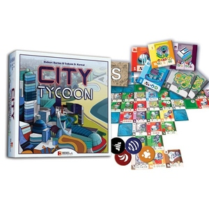Gra City Tycoon - REBEL