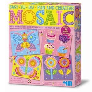 Mozaika Dla Dziewczynek - 4M