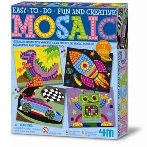 Mozaika Dla Chłopców - 4M