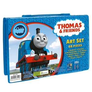 Zestaw Artystyczny Thomas&Friends 68 El. - Starpak