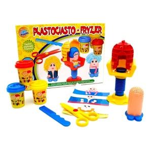 Plastociasto Zestaw Fryzjer - Brimarex